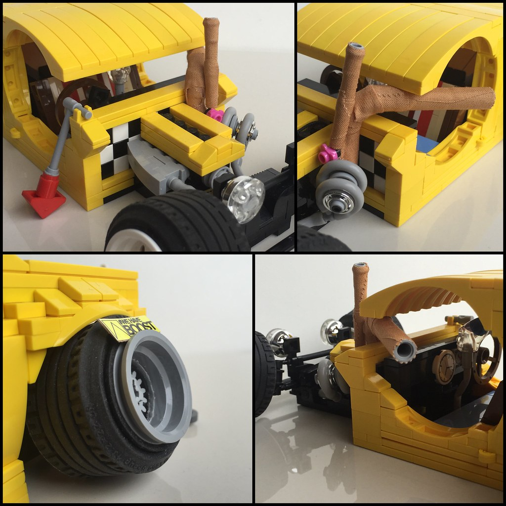 ONIKYAN - Rebuild Of My Original '23 Ford C-Cab