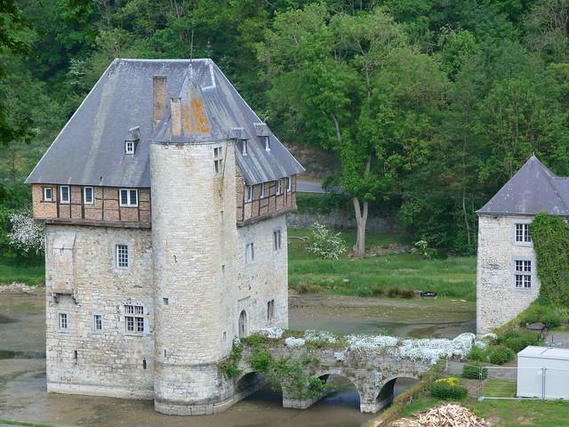 Castillo de Crupet (Valonia, Bélgica)
