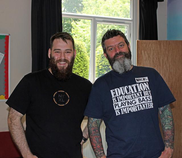 Andrew & Nick