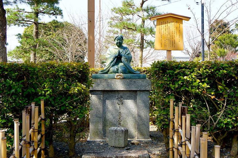 勢至丸像/金戒光明寺(Konkai Komyo-ji Temple / Kyoto City) 2015/03/17