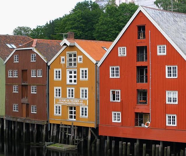Trondheim (Noruega)