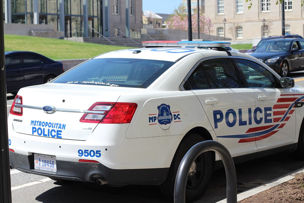 About The Taurus Sign >> Washington, DC Metro Police Ford Taurus/Police Interceptor… | Flickr