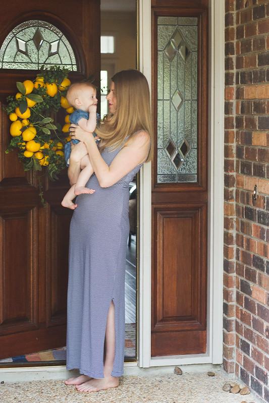 hazel : nine months