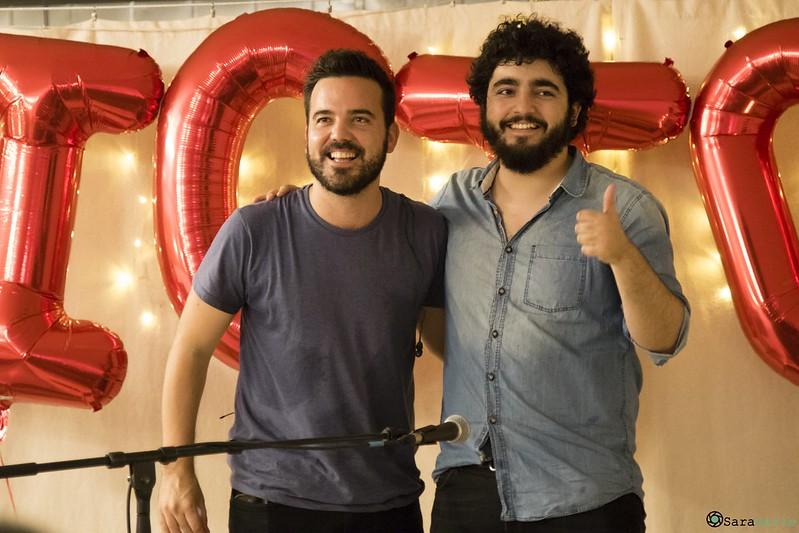 Juan Zelada y Samu del Rio - VictoriaMusic