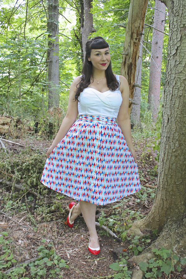 heart of haute getaway skirt
