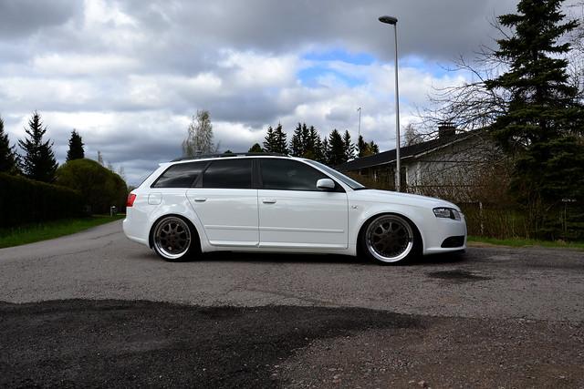 Zoml: Audi A4 B7 Avant //Mätäs Crew 17453690570_20233d22db_z