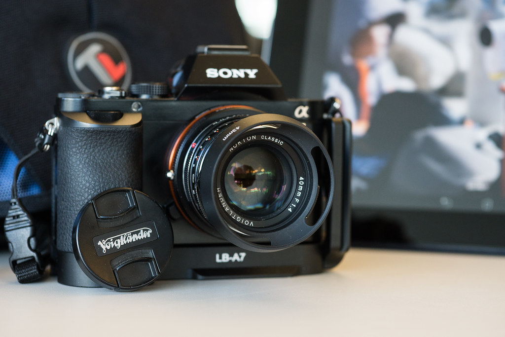 Mirrorless Pentax with Sony A6000 and Sony NEX 5N