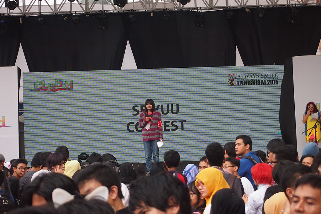 seiyuu contest