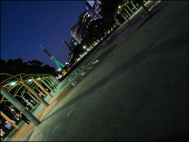 Nagoya Tower from the Park 3