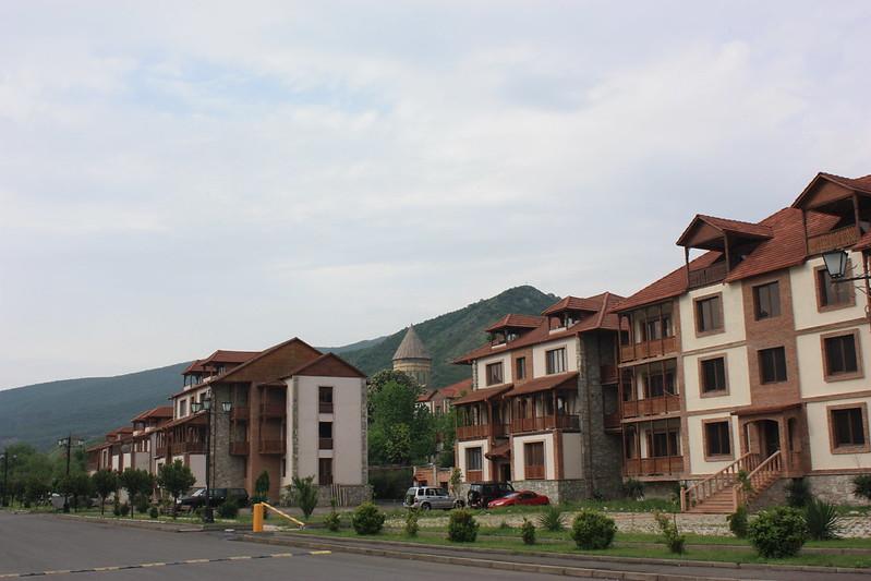 Грузия архитектура