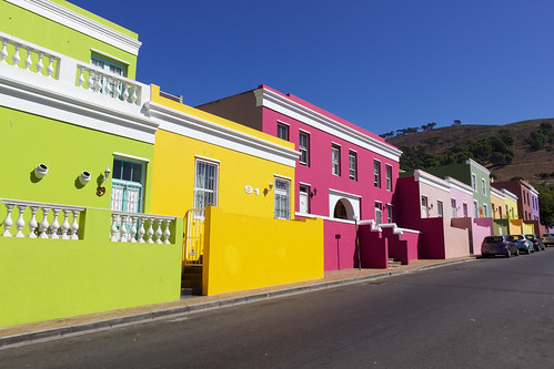 Bo-Kaap neighborhood-Cape Town, South Africa