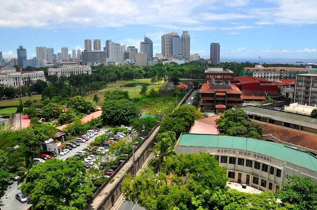 Walled Manila