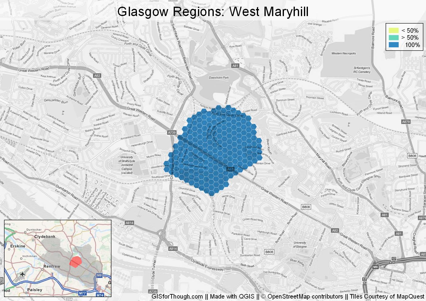 West Maryhill