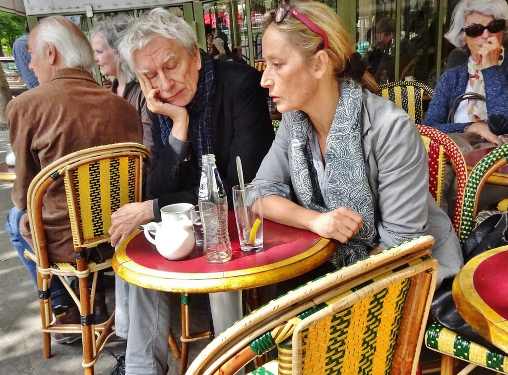 Cafe Le Rostand Paris