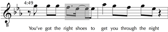 5 - Right shoes