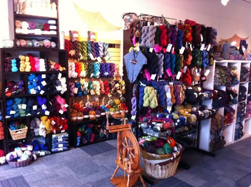 Itsy-Bitsy Yarn Store