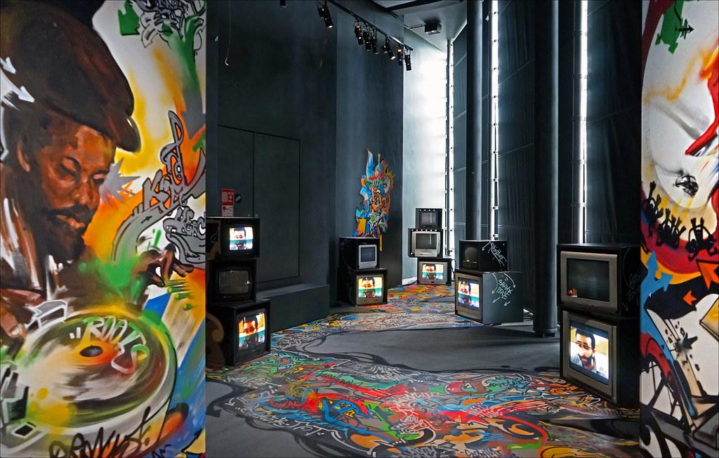 une exposition sur le hip hop l 39 institut du monde arabe. Black Bedroom Furniture Sets. Home Design Ideas