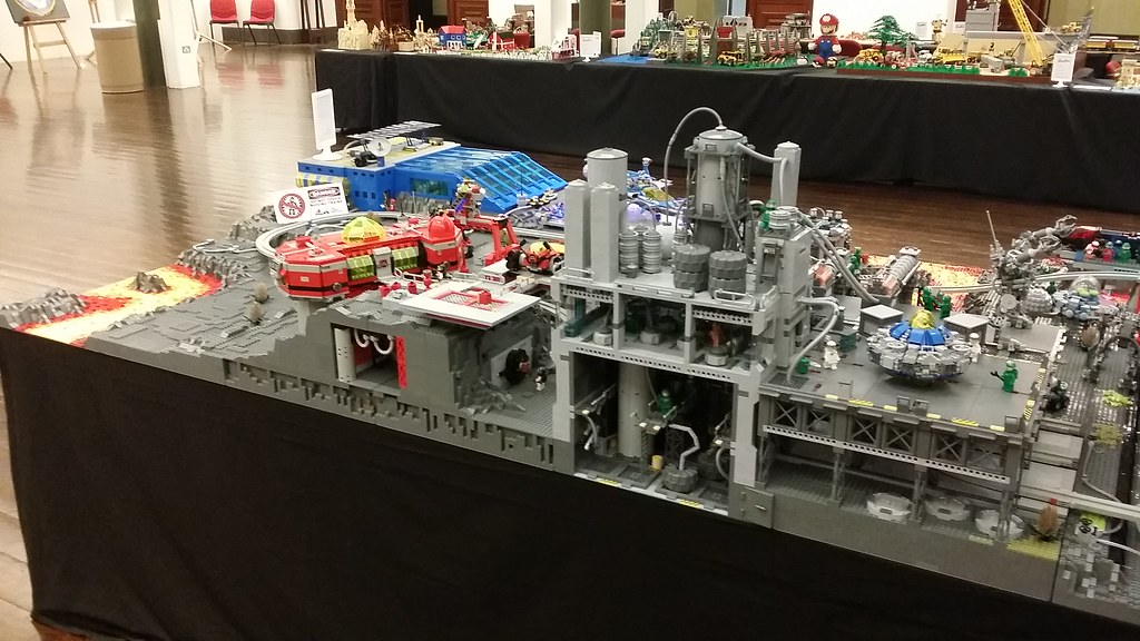 Igneon 2 0 displayed at the recent sydney brick show was Bricks sydney