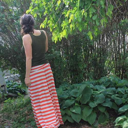 Syrah Skirt pattern by Selvage Designs