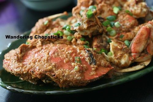 Singaporean Chilli Crabs 16
