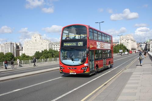 London Central WVL411 LX11CWR