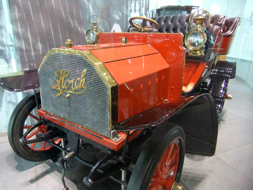 Horch 10 12 Ps 1903 Museum Mobile Audi Forum Ingolstad Flickr
