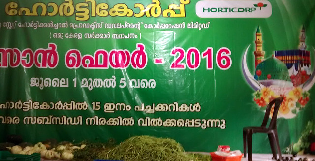 Ramazan 2016 green grocery sails