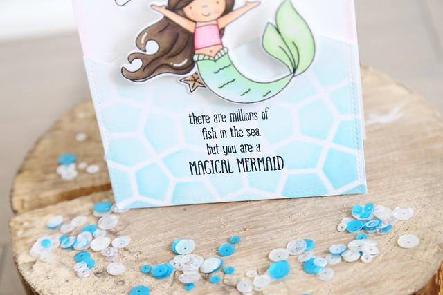 magical mermaid {neat and tangled release week}