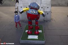 ROBO-SHAUN No.42 - Shaun The Sheep - Shaun in the City - London - 150512 - Steven Gray - IMG_0525