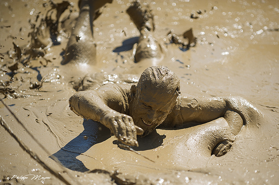 Mud day 2015 paysdaix office de tourisme pertuis flickr - Office de tourisme de pertuis ...