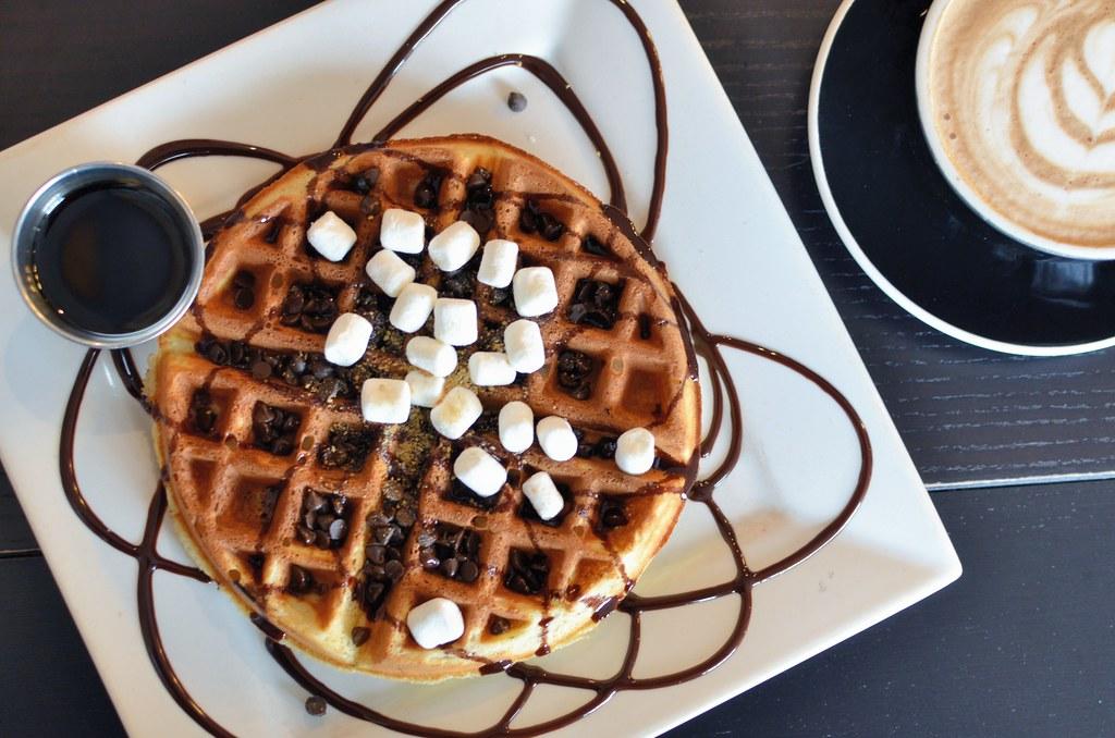 Back Coffee Waffle Bar