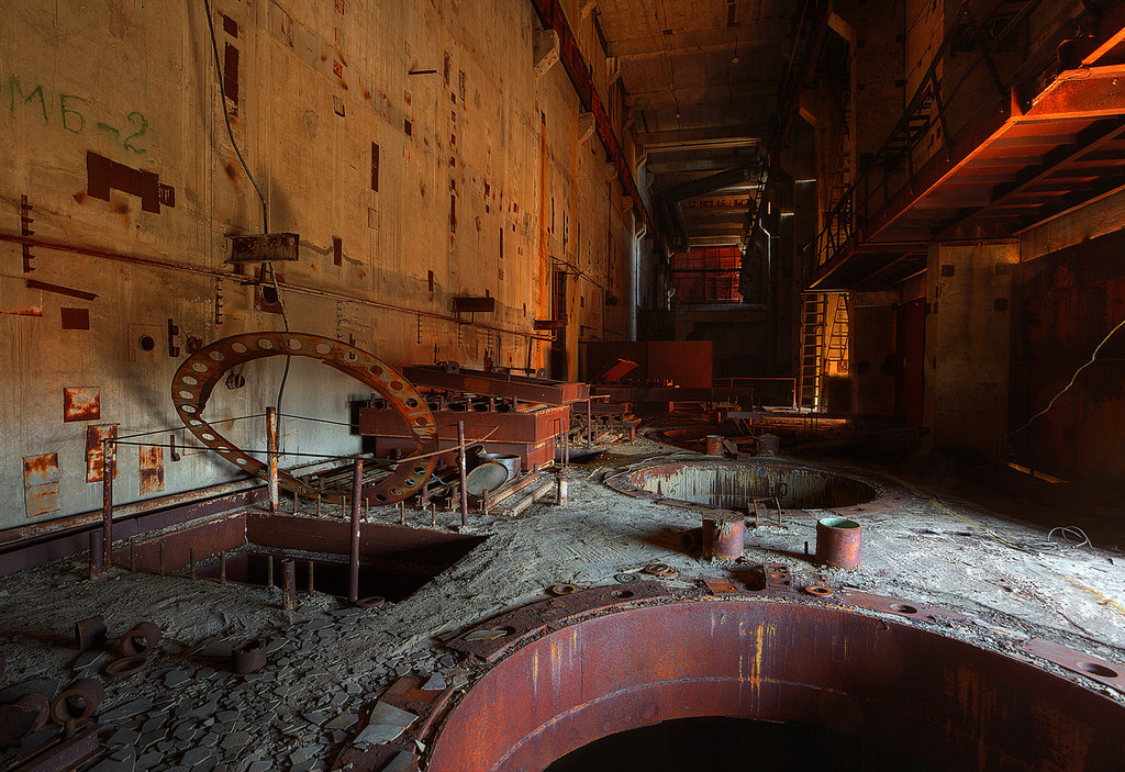 Quot Inside Reactor 5 Chernobyl Quot How Many People Can Say