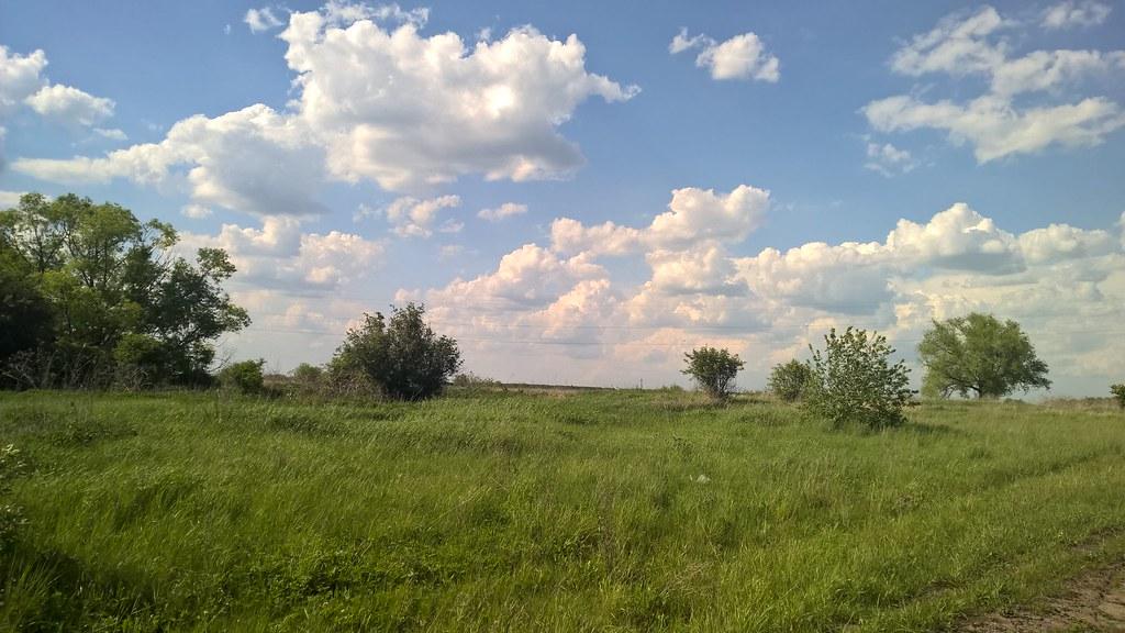 Природа в деревне