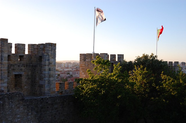 Castelo de Sao Jorge | Two Free Days in Lisbon | No Apathy Allowed
