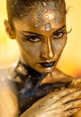 Fantasy Make-Up by Jen II