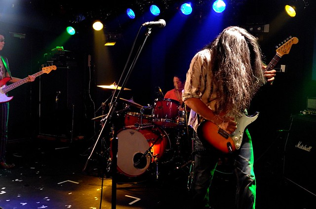 ROUGH JUSTICE live at 獅子王, Tokyo, 10 May 2015. 364