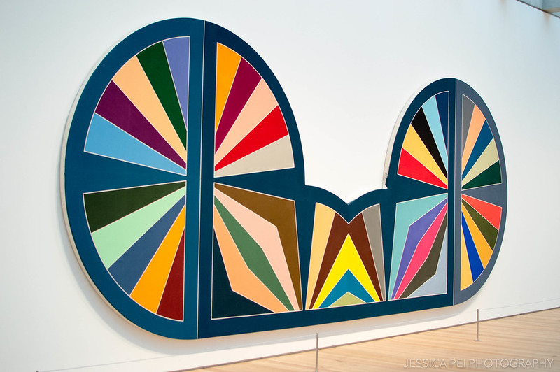 Madinat as-Salam III - Frank Stella