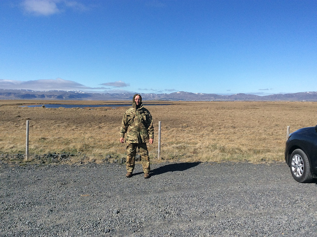 Dad's Army    Floi,Iceland