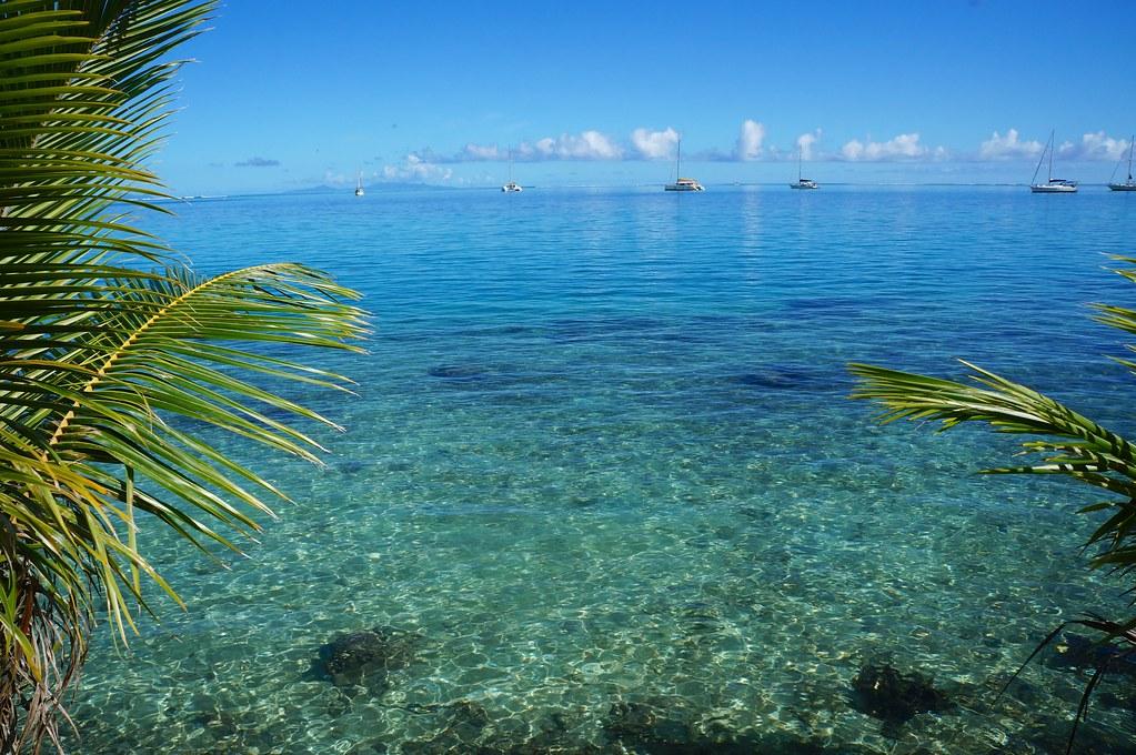 West Coast Huahine