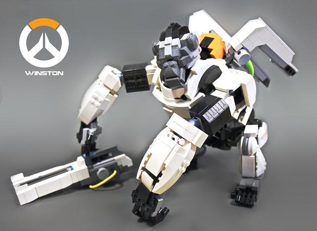 Overwatch: Winston