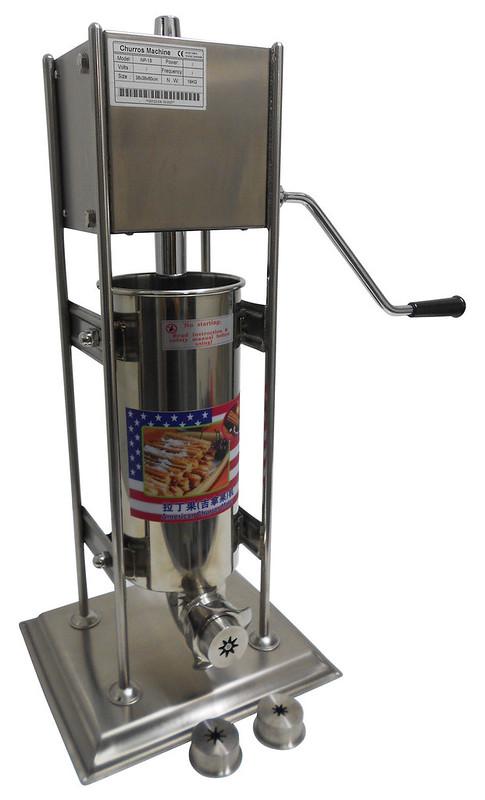 churro maker machine 5l end 1 9 2020 2 14 pm. Black Bedroom Furniture Sets. Home Design Ideas