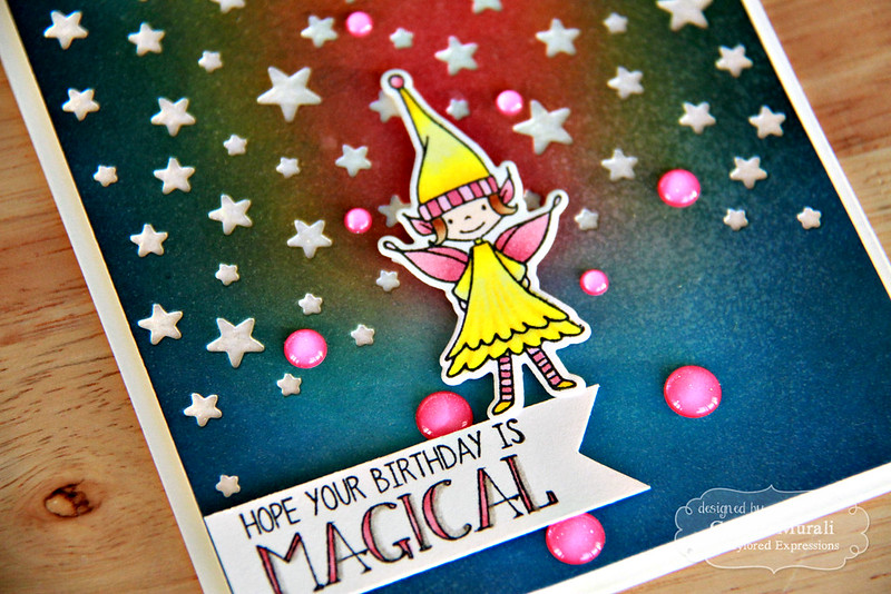 Magical card closeup2