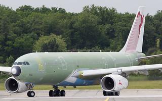 F-WWKA // TS-IFN Tunisair Airbus A330-200 - cn 1641