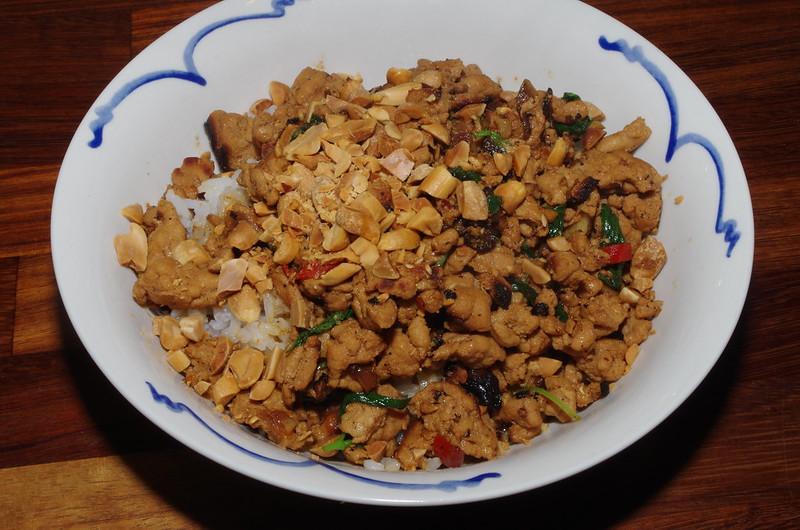 Turkey mince with Thai basil | Carole's Stuff and ...