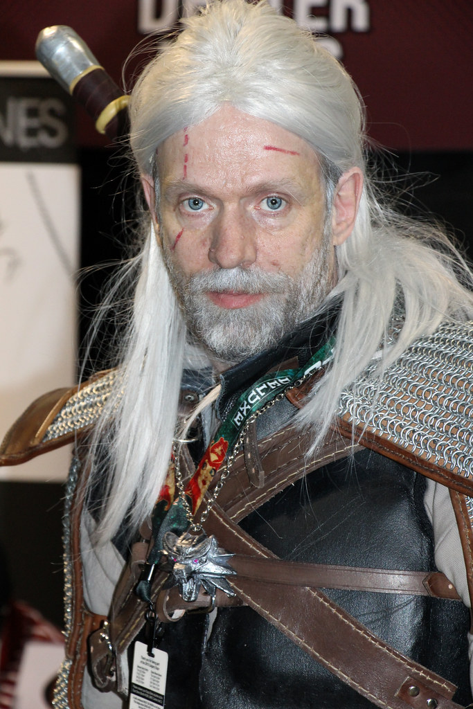 Geralt Witcher 2015 Calgary Expo Calgary Comic Amp Enter