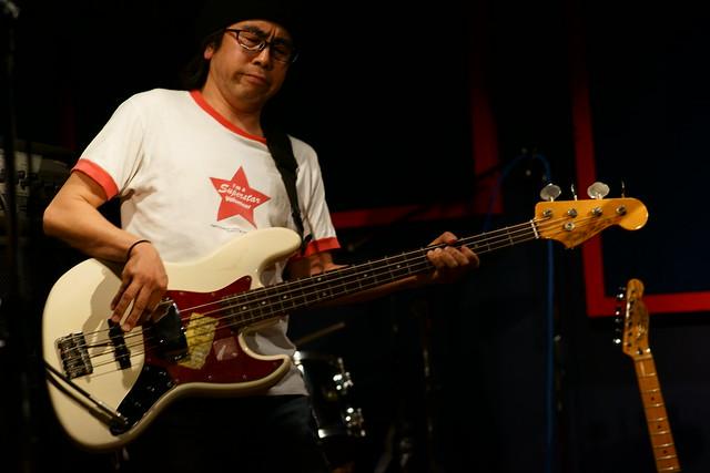 テキタクマツ live at Blue Heat, Tokyo, 08 May 2015. 094