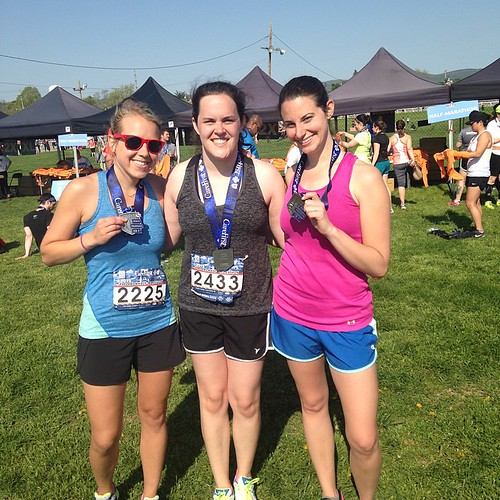 Frederick Half in the books with  My everything hurts.