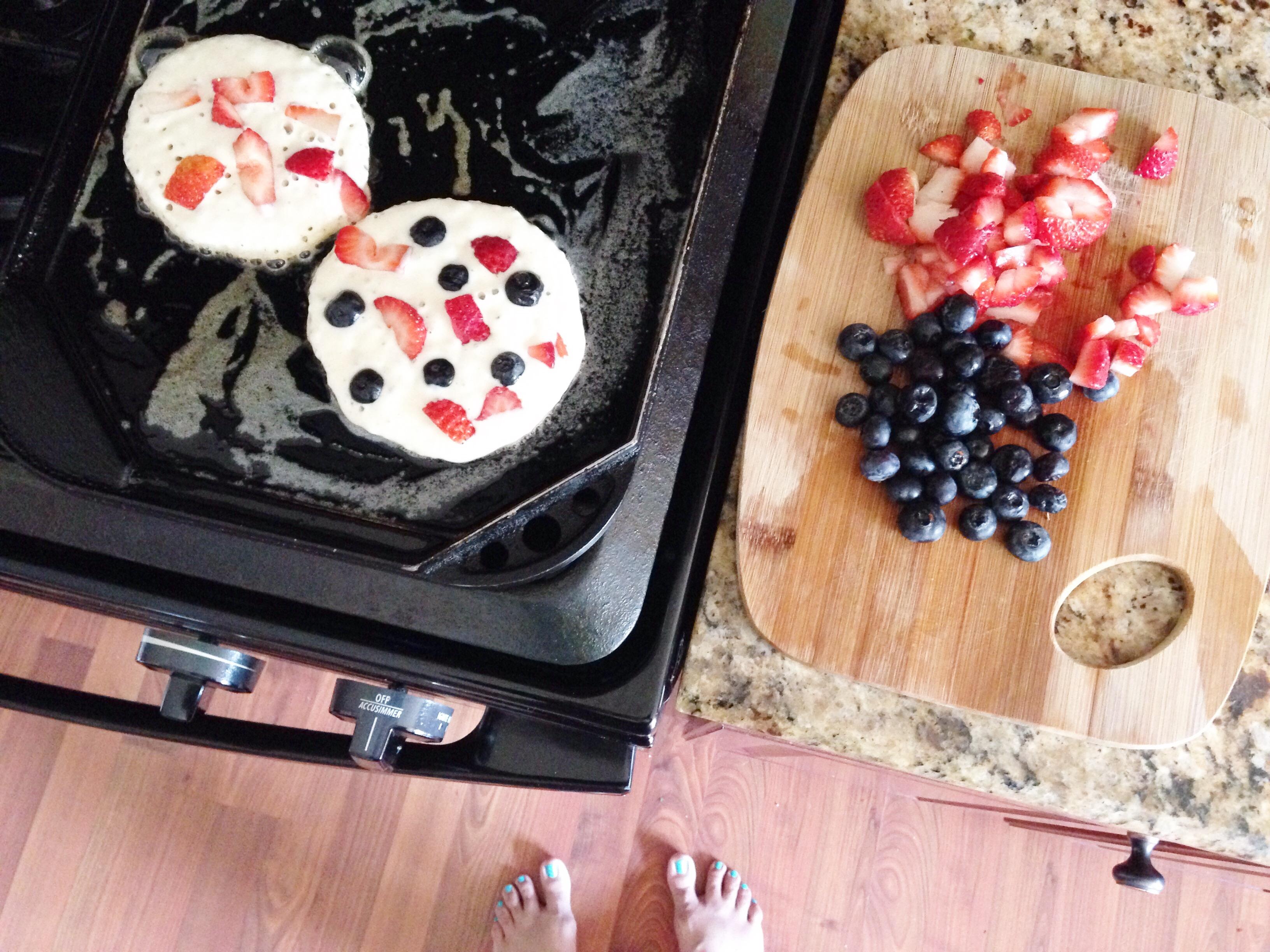 strawberry blueberry 2