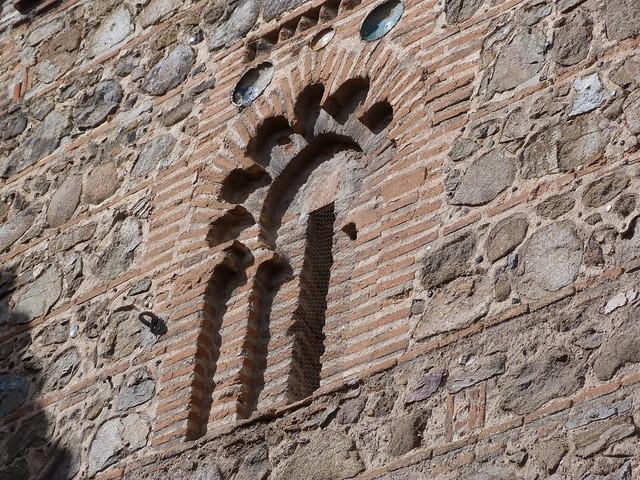Vano mudéjar en Talavera de la Reina (Iglesia de Santiago el Nuevo)
