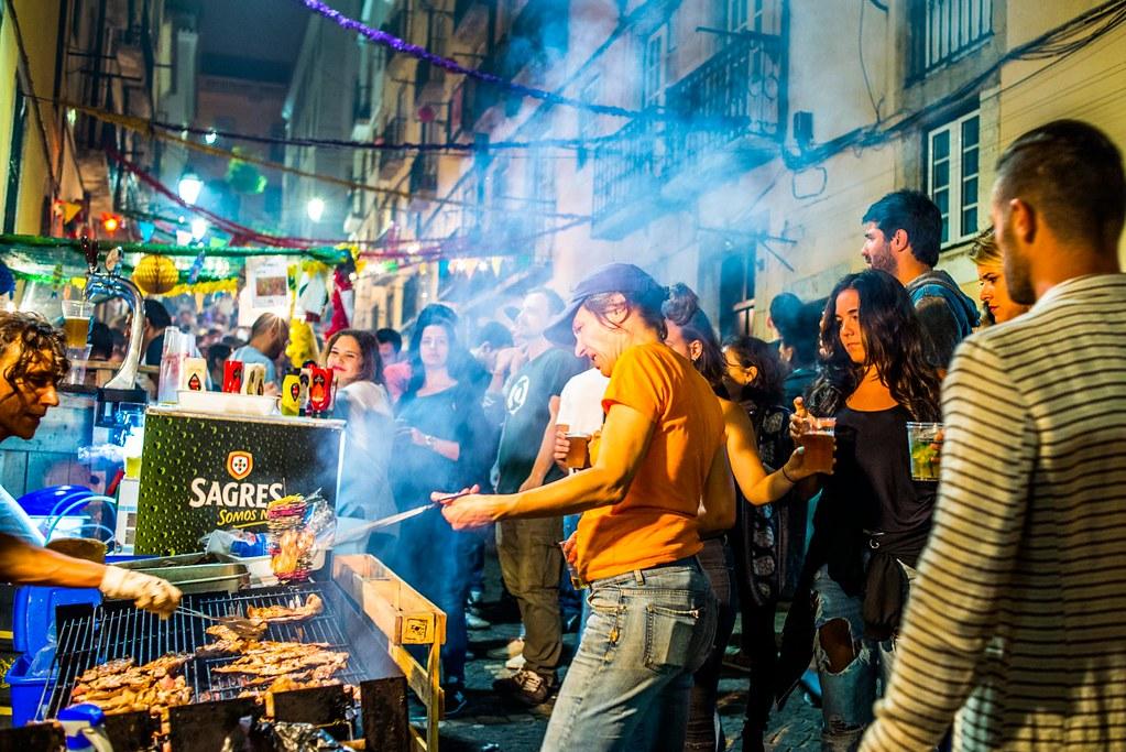 Lisbon Sardine Festival的圖片搜尋結果